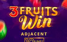Игровой автомат 3 Fruits Win