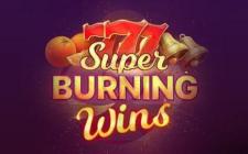 Игровой автомат Burning Wins