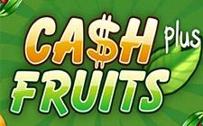 Игровой автомат Cash fruits plus