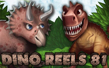 Игровой автомат Dino Reels 81