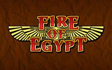 Игровой автомат Fire of Egypt