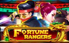 Игровой автомат Fortune rangers