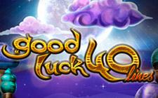 Игровой автомат Good Luck 40