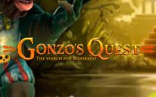Игровой автомат Gonzos Quest touch