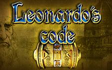 Игровой автомат Leonardo's Code