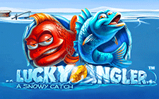 Игровой автомат Lucky Angler touch