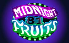 Игровой автомат Midnight Fruits 81