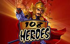 Игровой автомат 108 Heroes