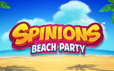Игровой автомат Spinions Beach Party