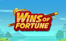 Игровой автомат Wins of Fortune